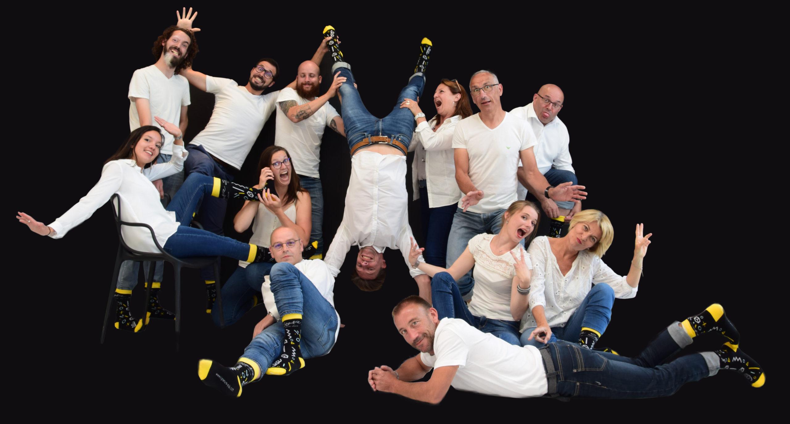 Photo equipe Signature 2020